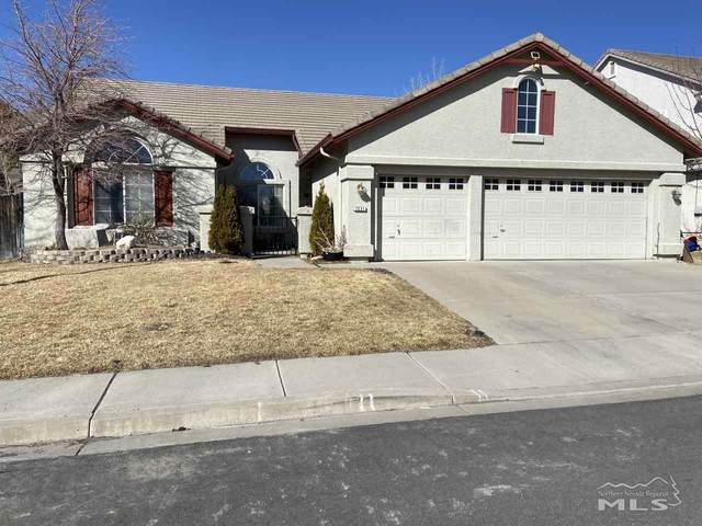 7231 Windstar, Reno, NV 89523 (MLS #210002708) :: Craig Team Realty