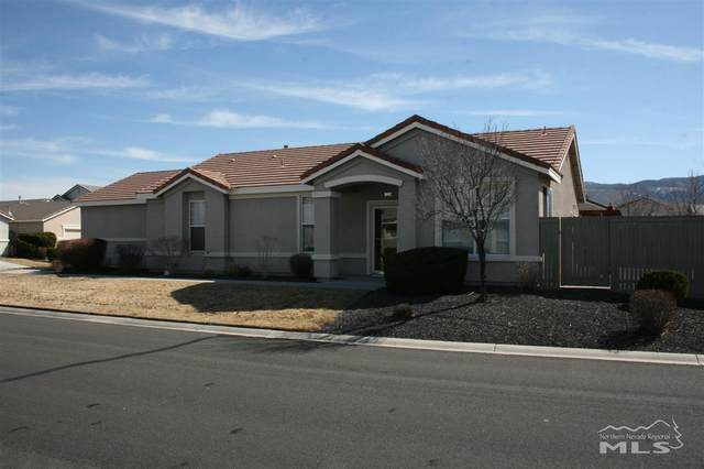 10442 Chadwell Drive, Reno, NV 89521 (MLS #210002710) :: Colley Goode Group- eXp Realty