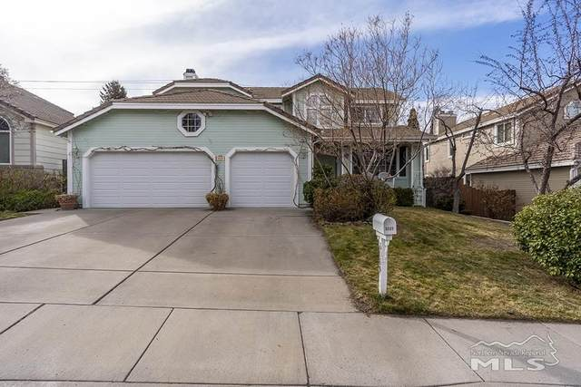 6089 Stonecreek Drive, Reno, NV 89511 (MLS #210002712) :: Theresa Nelson Real Estate