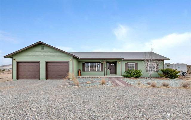 12935 Broken Arrow Road, Stagecoach, NV 89429 (MLS #210002713) :: NVGemme Real Estate