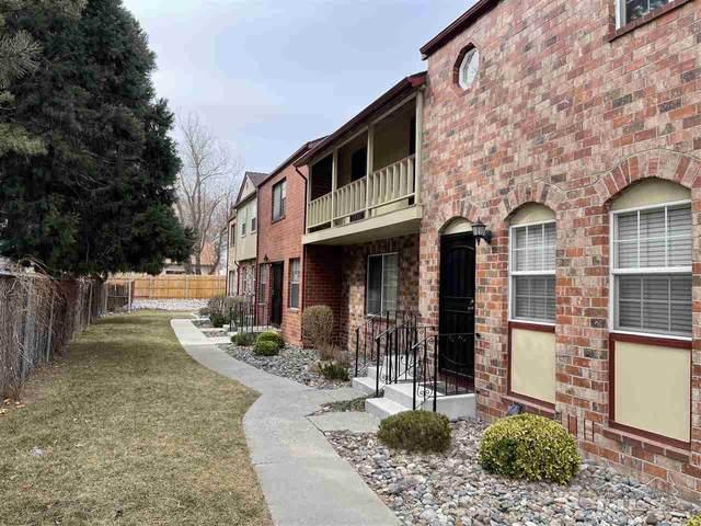 435 Pine Meadows 37G, Sparks, NV 89431 (MLS #210002718) :: Chase International Real Estate