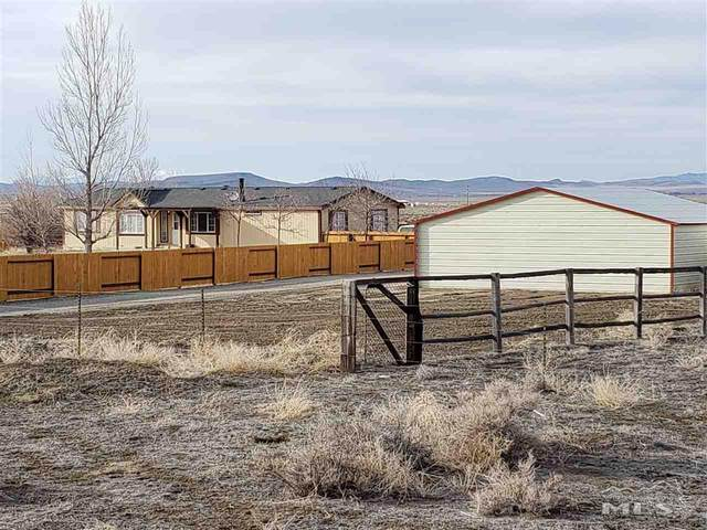 1605 Youngberg, Winnemucca, NV 89445 (MLS #210002721) :: Colley Goode Group- eXp Realty