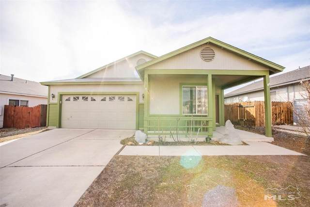 1511 Saturno Heights Dr, Reno, NV 89523 (MLS #210002722) :: Craig Team Realty
