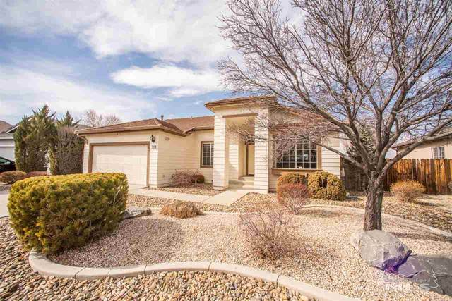 3035 Fairwood Dr, Reno, NV 89502 (MLS #210002727) :: Colley Goode Group- eXp Realty