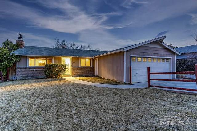 2240 W 6th Street, Reno, NV 89503 (MLS #210002728) :: Colley Goode Group- eXp Realty