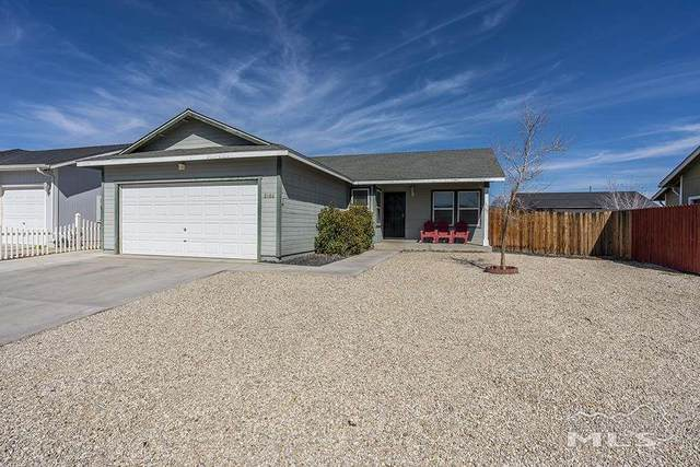 2186 Snow Drift Rd., Fernley, NV 89408 (MLS #210002736) :: Chase International Real Estate
