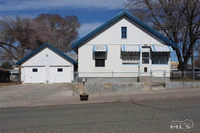 375 Pavilion St., Winnemucca, NV 89445 (MLS #210002737) :: Colley Goode Group- eXp Realty