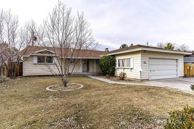 4501 Alder Drive, Reno, NV 89502 (MLS #210002739) :: Colley Goode Group- eXp Realty