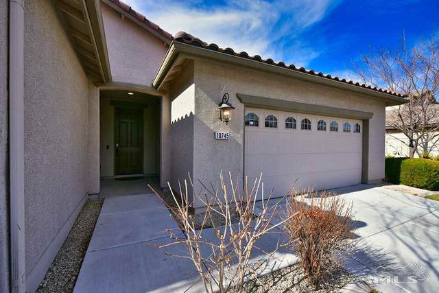 10745 Clear Vista Dr., Reno, NV 89521 (MLS #210002740) :: The Mike Wood Team
