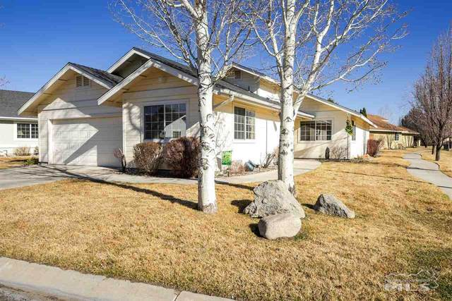 1771 Linden, Minden, NV 89423 (MLS #210002745) :: Colley Goode Group- eXp Realty