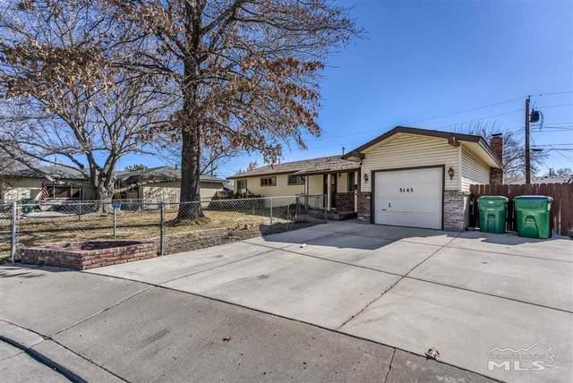 3145 Delna Dr, Sparks, NV 89431 (MLS #210002755) :: Chase International Real Estate