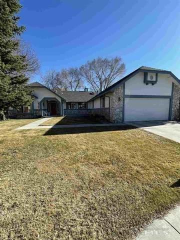 1714 Marigold Ct., Minden, NV 89423 (MLS #210002757) :: Chase International Real Estate
