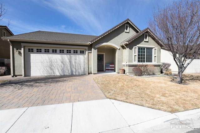 11057 Colton, Reno, NV 89521 (MLS #210002763) :: Chase International Real Estate