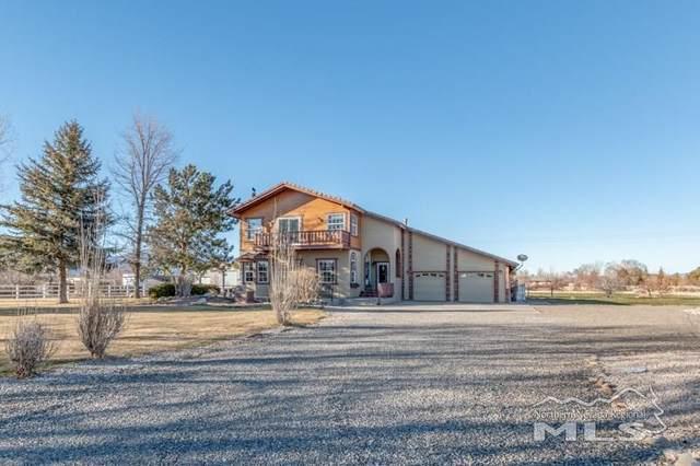 1108 Kimmerling Road, Gardnerville, NV 89460 (MLS #210002787) :: Colley Goode Group- eXp Realty
