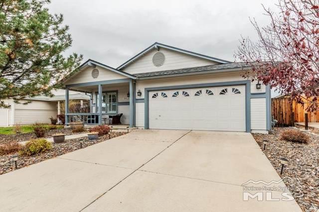 1561 Saturno Heights Dr, Reno, NV 89523 (MLS #210002789) :: Craig Team Realty