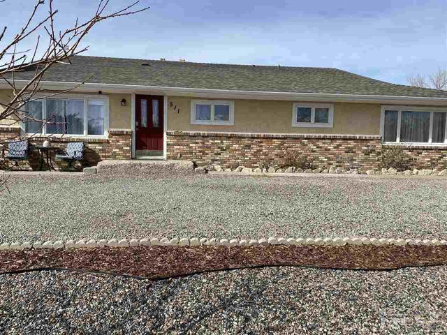 511 Aron Court, Winnemucca, NV 89445 (MLS #210002790) :: Colley Goode Group- eXp Realty
