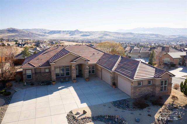 4579 Thorpe Court, Sparks, NV 89436 (MLS #210002791) :: Colley Goode Group- eXp Realty