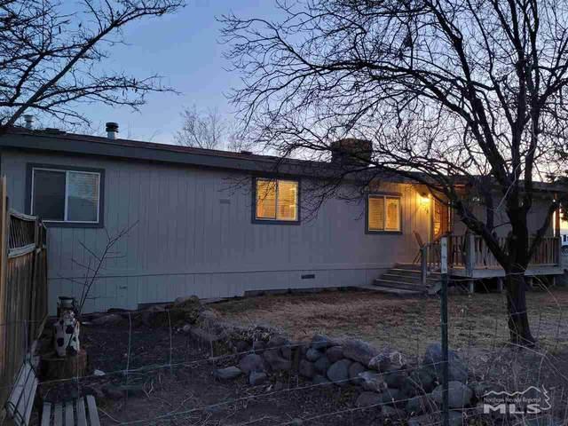 7735 Cheyenne Trl, Stagecoach, NV 89429 (MLS #210002797) :: NVGemme Real Estate