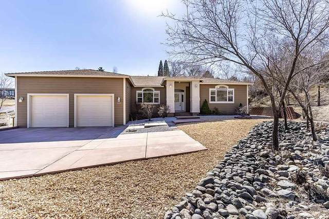 2570 W Moana Ln, Reno, NV 89509 (MLS #210002809) :: Chase International Real Estate