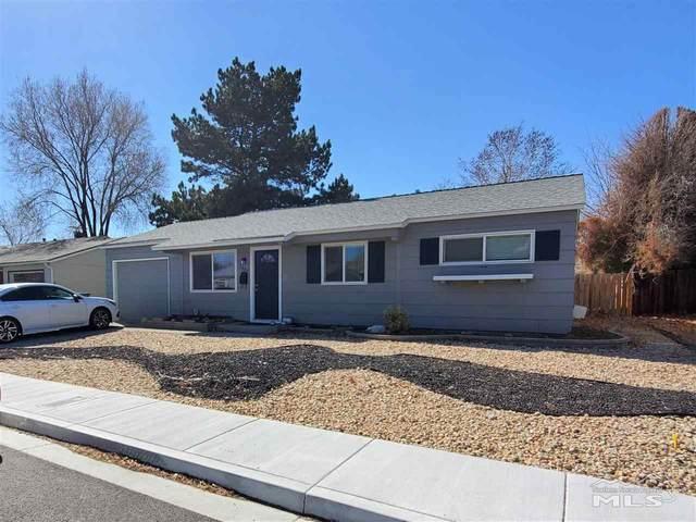 1555 Teakwood, Sparks, NV 89431 (MLS #210002813) :: Chase International Real Estate