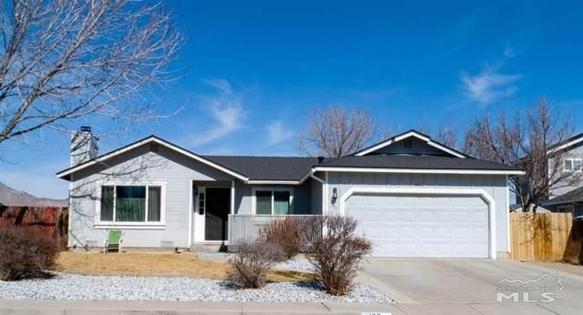 177 River Village Circle, Dayton, NV 89403 (MLS #210002817) :: Chase International Real Estate