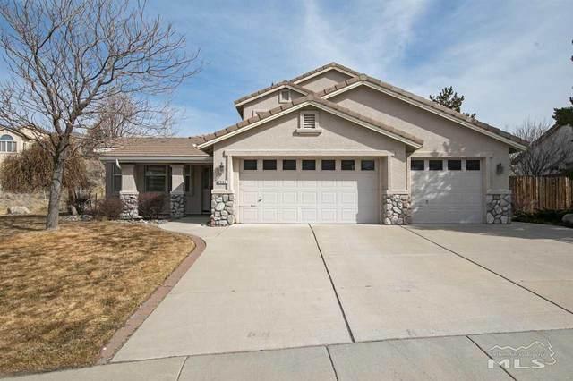 2595 Beaumont Pkwy, Reno, NV 89523 (MLS #210002819) :: Craig Team Realty