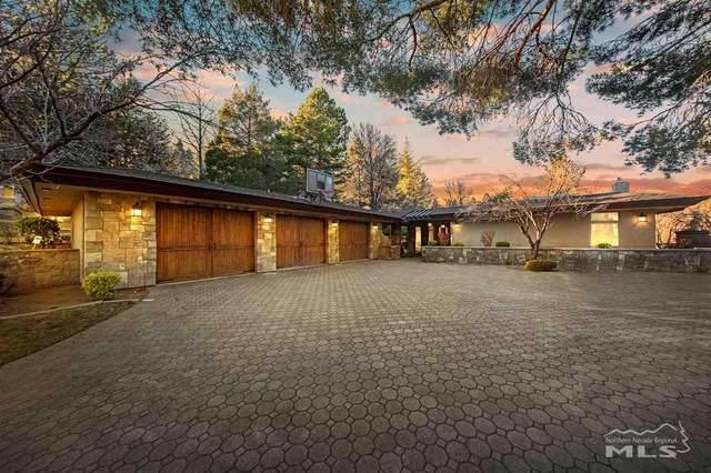 2555 W Lake Ridge Shores, Reno, NV 89519 (MLS #210002821) :: Theresa Nelson Real Estate
