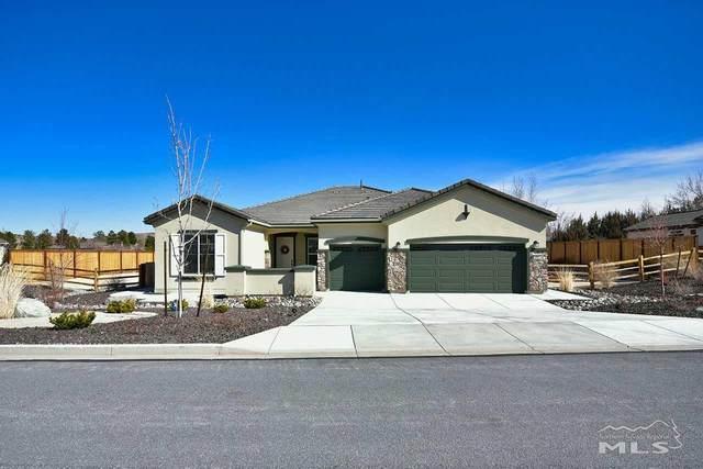 950 Broderick Trail, Reno, NV 89523 (MLS #210002824) :: Craig Team Realty