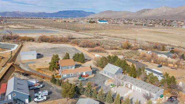 6788 Saddlehorn Road, Carson City, NV 89701 (MLS #210002829) :: Colley Goode Group- eXp Realty