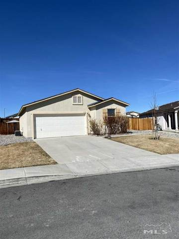 1258 Serena Springs Dr, Sparks, NV 89436 (MLS #210002830) :: Colley Goode Group- eXp Realty