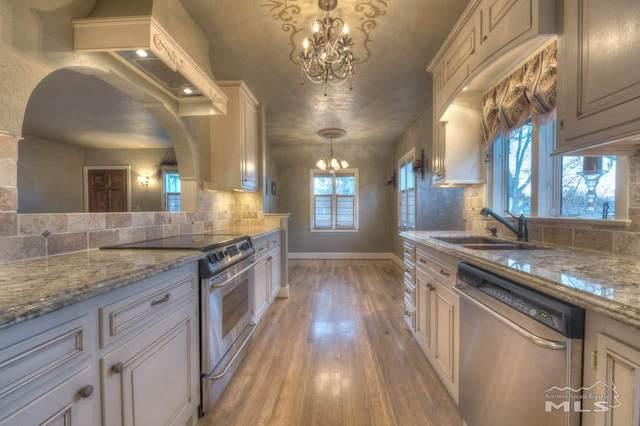 1289 Nixon Ave, Reno, NV 89509 (MLS #210002831) :: Theresa Nelson Real Estate