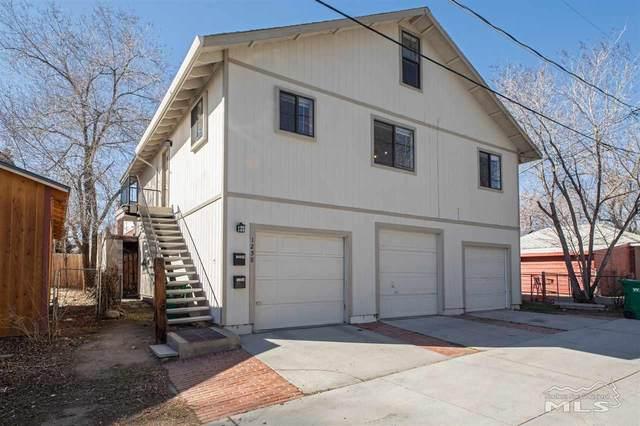1258 Humboldt, Reno, NV 89511 (MLS #210002836) :: Theresa Nelson Real Estate