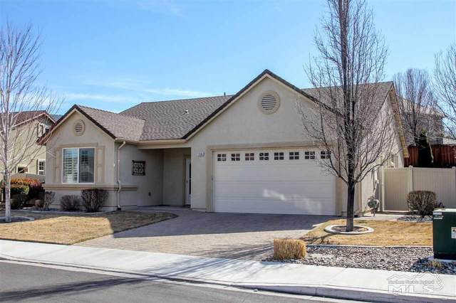 11086 Colton Dr Nv, Reno, NV 89521 (MLS #210002838) :: NVGemme Real Estate