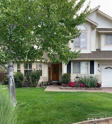 399 Brittiany Ct, Carson City, NV 89701 (MLS #210002840) :: Colley Goode Group- eXp Realty