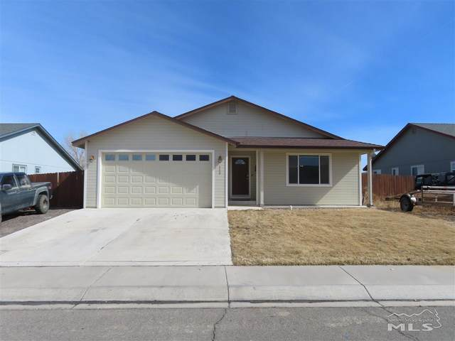 111 Sunnyside Dr., Battle Mountain, NV 89820 (MLS #210002842) :: Colley Goode Group- eXp Realty