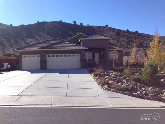 7485 Rough Rock Drive, Reno, NV 89502 (MLS #210002844) :: Colley Goode Group- eXp Realty