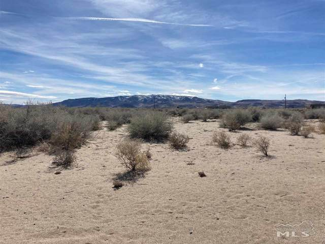 3595 E Sixth St, Silver Springs, NV 89429 (MLS #210002846) :: Colley Goode Group- eXp Realty