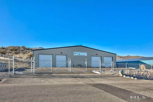 60 Cygnet Drive, Moundhouse, NV 89706 (MLS #210002848) :: Colley Goode Group- eXp Realty