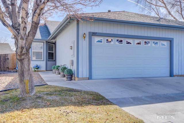 3017 Doubletree Lane, Carson City, NV 89701 (MLS #210002849) :: Colley Goode Group- eXp Realty