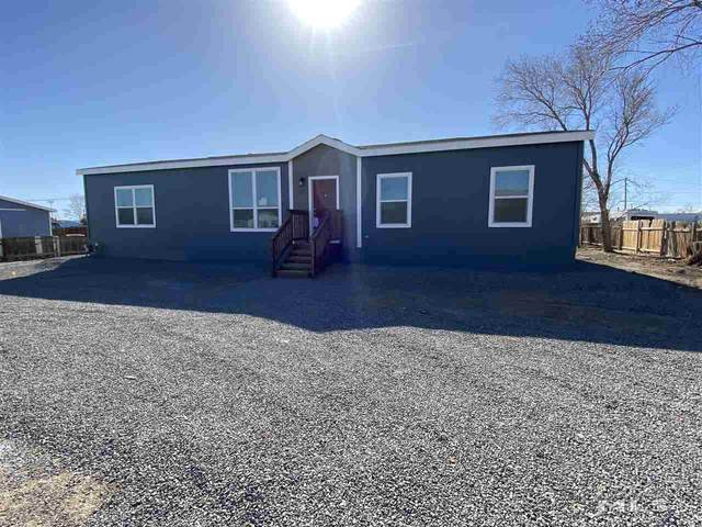 1735 Tonopah St, Silver Springs, NV 89429 (MLS #210002850) :: Colley Goode Group- eXp Realty