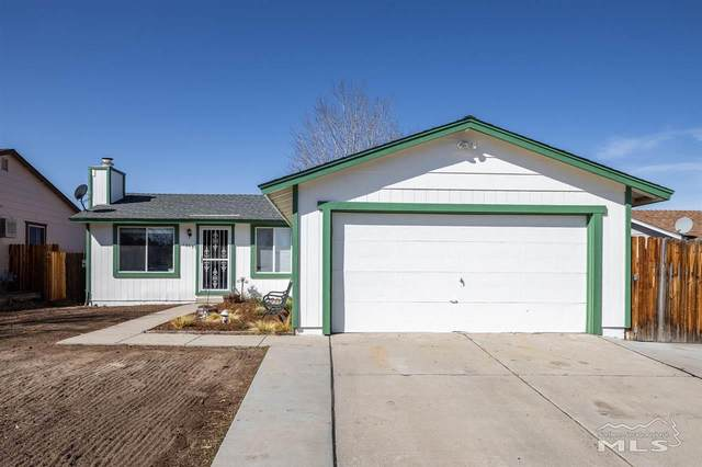 13051 Exinite Drive, Reno, NV 89506 (MLS #210002866) :: Theresa Nelson Real Estate