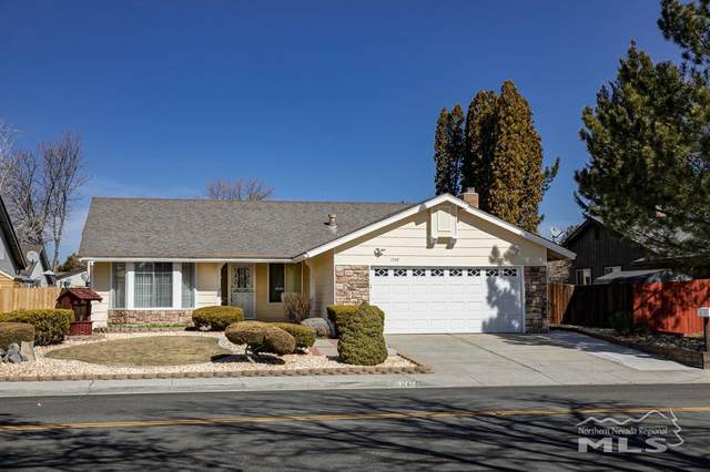 1742 Del Rosa Way, Sparks, NV 89434 (MLS #210002869) :: Theresa Nelson Real Estate