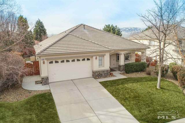 2599 Cosimo Ct, Sparks, NV 89434 (MLS #210002881) :: Morales Hall Group
