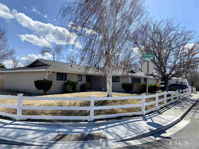 507 N Carson Meadows, Carson City, NV 89701 (MLS #210002891) :: Colley Goode Group- eXp Realty