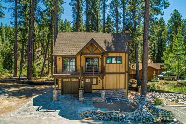 1201 Tahoe Glen Drive, Glenbrook, NV 89413 (MLS #210002898) :: Morales Hall Group