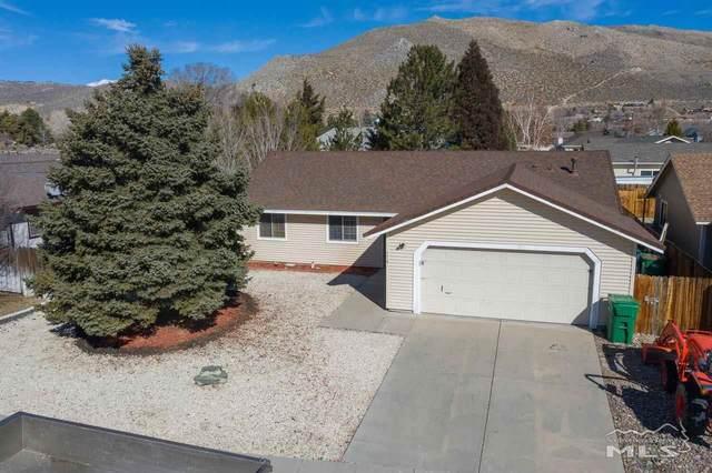 170 Galena Way, Carson City, NV 89706 (MLS #210002904) :: Colley Goode Group- eXp Realty