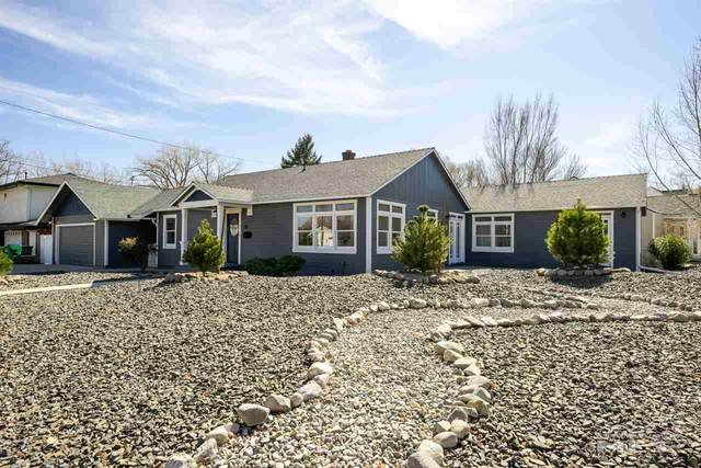 615 W 5th Street, Carson City, NV 89703 (MLS #210002920) :: Colley Goode Group- eXp Realty