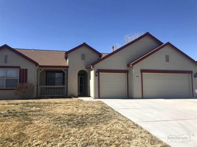 160 Pebble, Dayton, NV 89403 (MLS #210002934) :: Colley Goode Group- eXp Realty