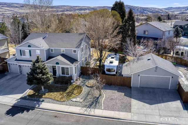 3025 Pavo Real Avenue, Sparks, NV 89436 (MLS #210002938) :: Colley Goode Group- eXp Realty