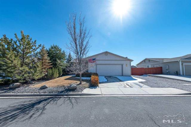 17635 Little Peak Ct, Reno, NV 89511 (MLS #210002941) :: Colley Goode Group- eXp Realty